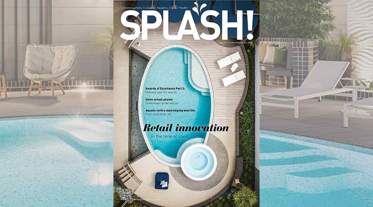 Featured image from Edition 132 of SPLASH! is out now